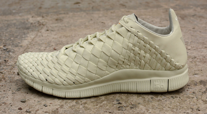 online retailer 61a7d 8d94e Nike Free Inneva Woven Tech Sea Glass