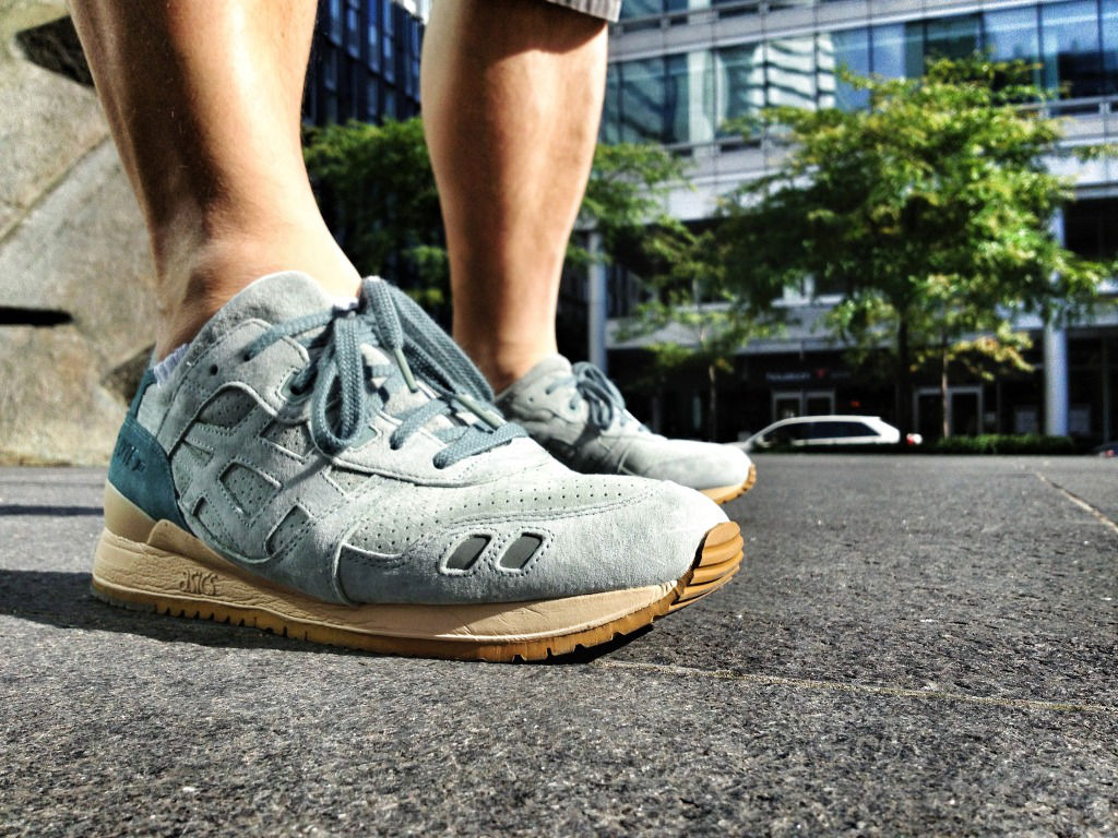 Spotlight // Forum Staff Weekly WDYWT? - 9.14.13 - St. Alfred x ASICS GEL-Lyte III by Shooter