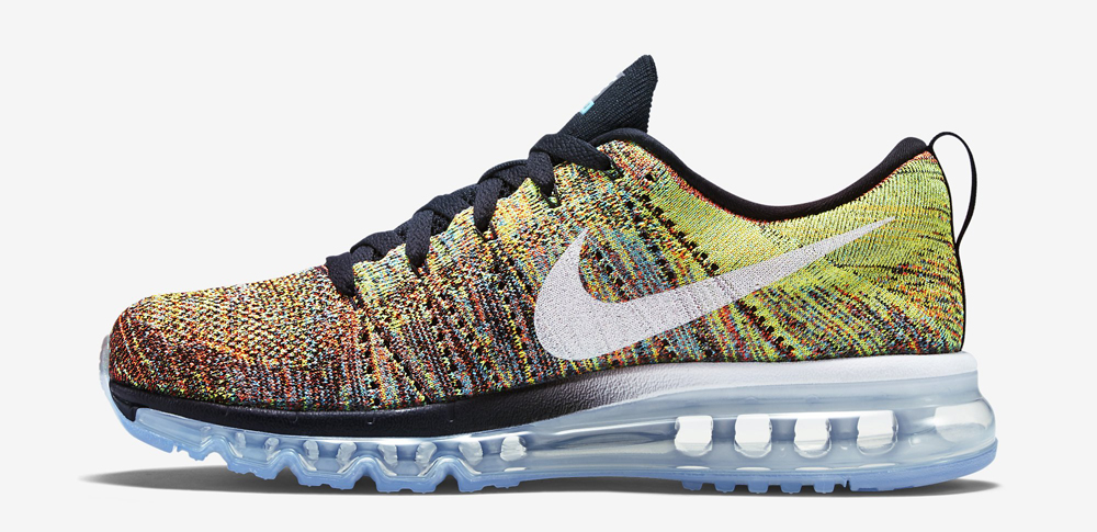 a09dc64dec50 Nike Is Finally Releasing  Multicolor  Flyknit Air Maxes
