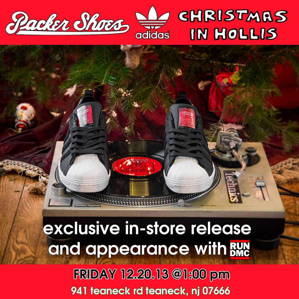 Keith Haring x RUN DMC x adidas Originals Superstar 80s Packer Shoes Launch Event (14)