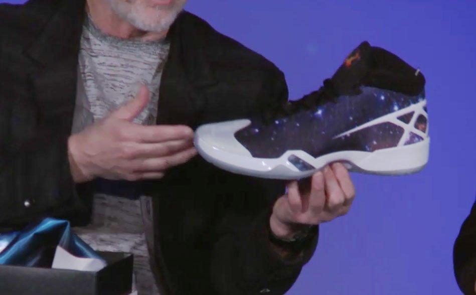 4759342f723d Up Close With the Air Jordan XXX That Michael Jordan Didn t Know ...