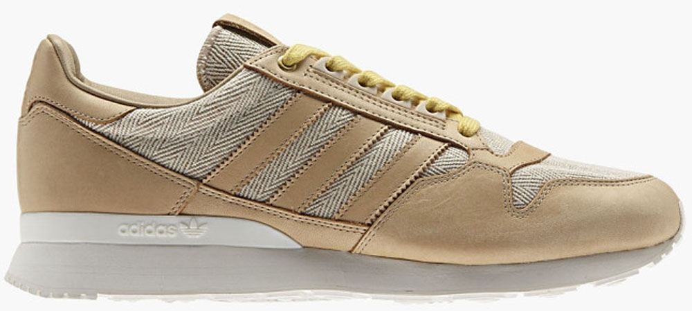 adidas Originals ZX 500 Natural/Tweed-White