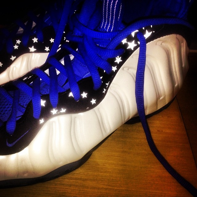 Nike Air Foamposite One Shooting Stars 679085-101 (9)