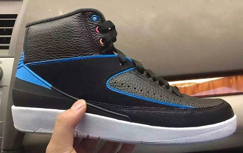 pretty nice 7d1c1 2e9e0 Air Jordan 2 Radio Raheem 834274-014 (1)