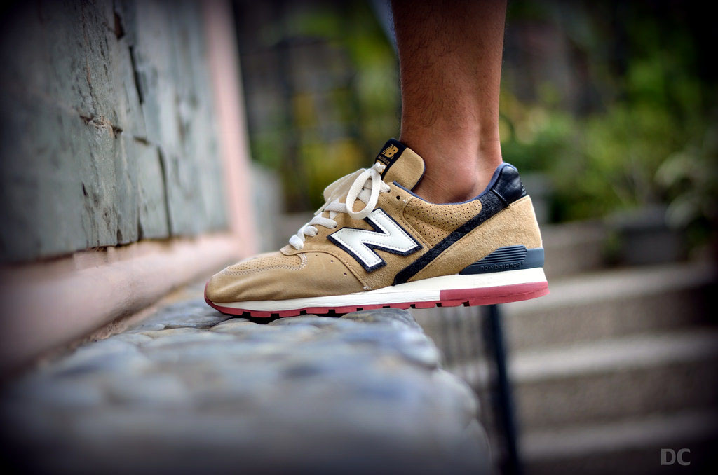 denniscu in the 'Distinct Authors' New Balance 996