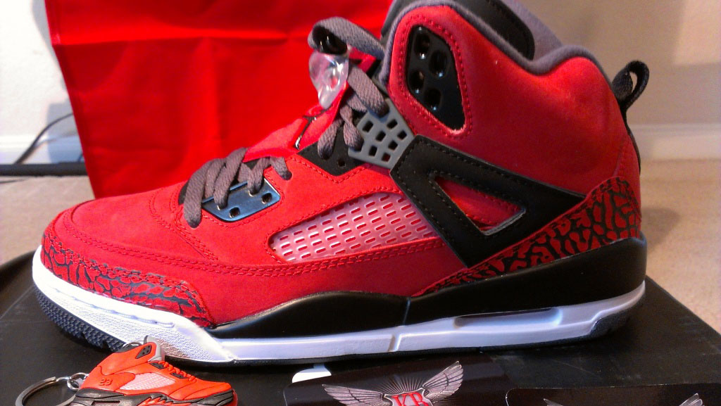 Jordan Spiz'ike Gym Red Black Dark Grey White 315371-601 (1)