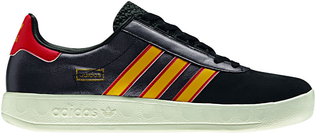 adidas Originals Archive Pack - Spring/Summer 2013 - Trimm Trab Black Yellow Red Q23402