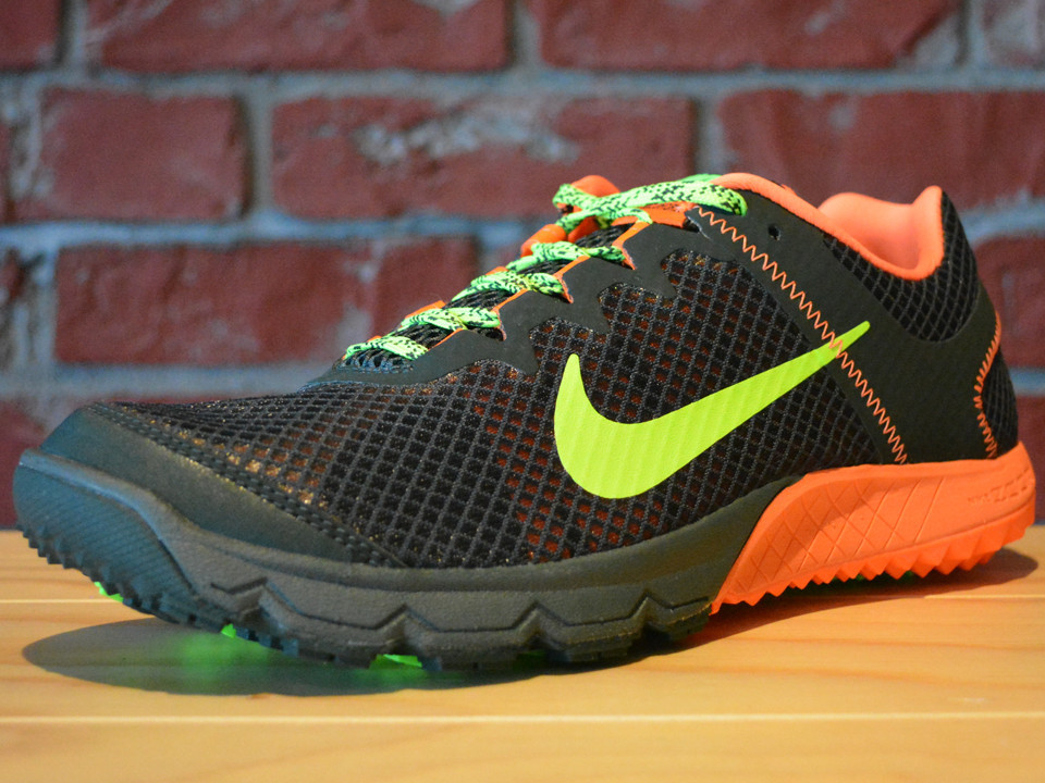Nike Zoom Terra Wildhorse - Black Spruce   Flash Lime - Total Orange ... 29d58daa6