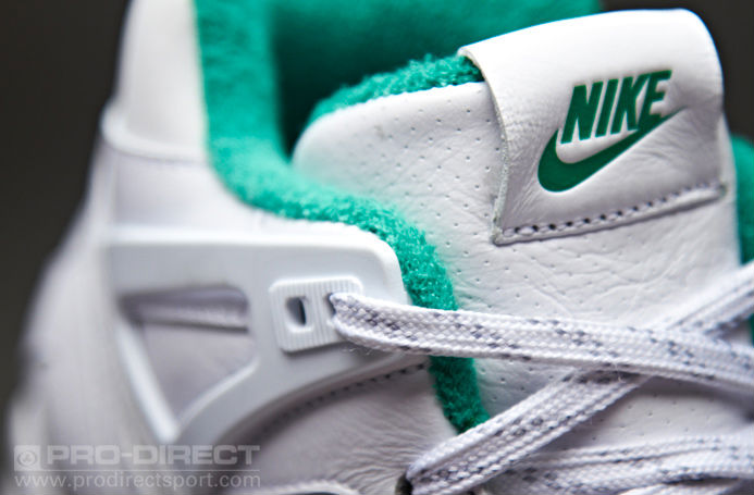 Nike Air Tech Challenge II White Court Green (2)