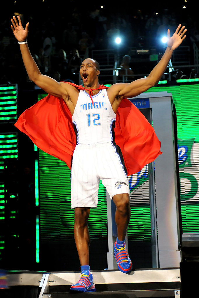 A Complete History Of Dwight Howard S Orlando Magic Adidas