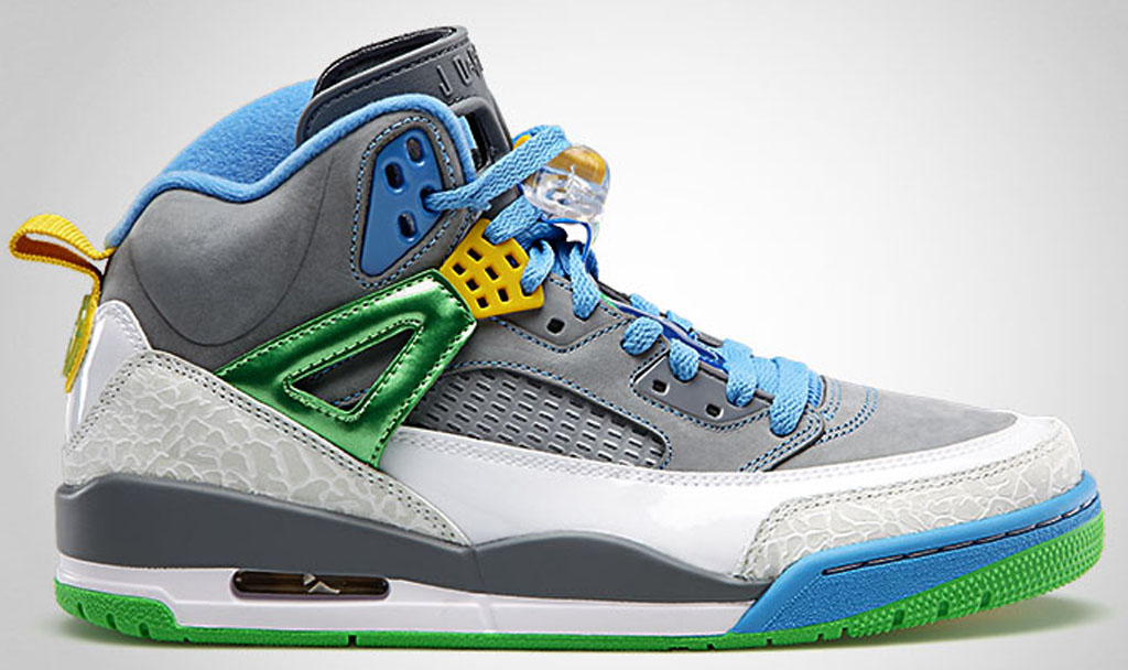 new product 81f66 47425 Jordan Spiz ike  The Definitive Guide to Colorways   Sole Collector