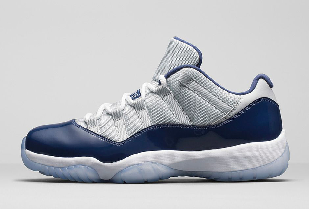 How to Buy the  Hoyas  Air Jordan 11 Low on Nikestore  3518acc8a080