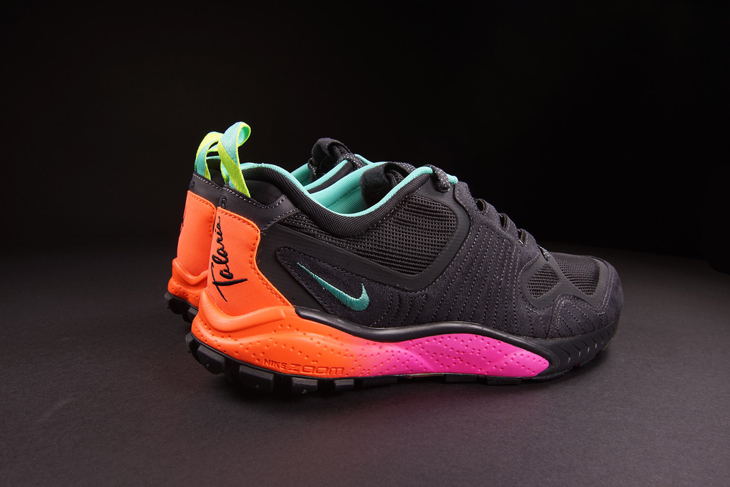 After releasing overseas in September the first colorway of the Nike Zoom  Talaria 2014 is starting to arrive stateside