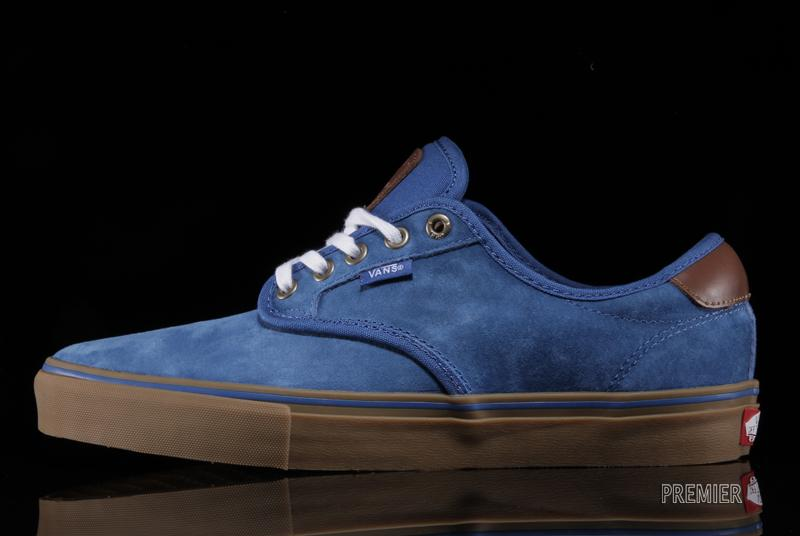05a6d146f51166 Vans Chima Ferguson Pro - Royal Blue