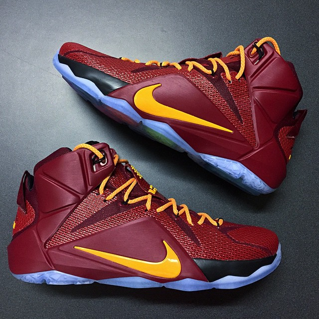 info for 34462 8ff34 NIKEiD LeBron XII 12 by thatguthkid