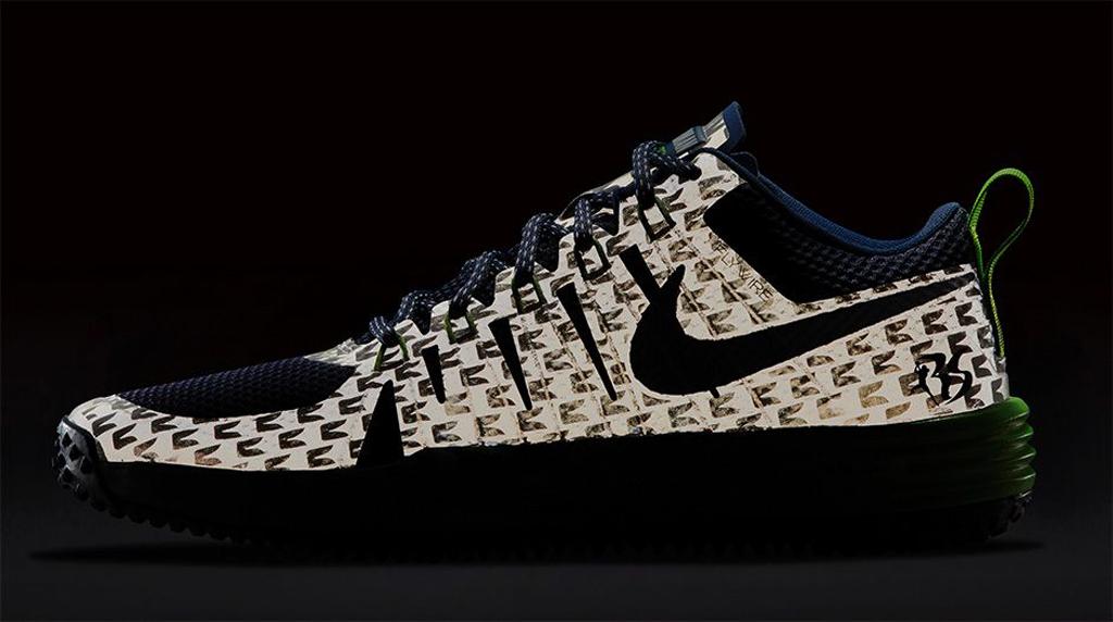 innovative design 2ca0c f18ff Release Date  Nike Lunar TR1  Richard Sherman