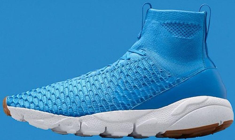 Nike Air Footscape Magista SP Legend Blue/White-Gum Light Brown