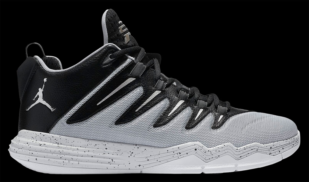 best website a8540 37858 Jordan CP3.IX Black Wolf Grey-Pure Platinum-Metallic Silver (2