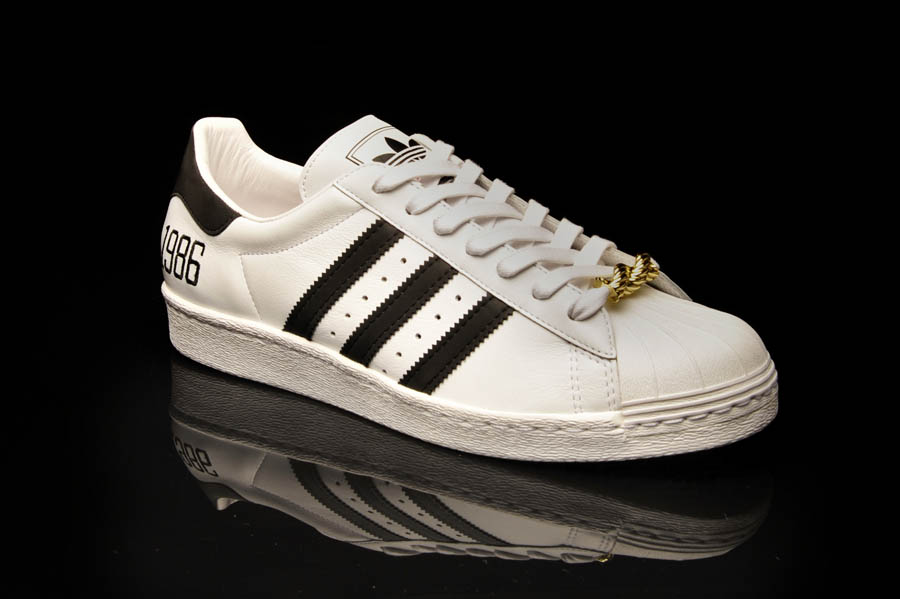 "adidas Originals Superstar 80s - Run DMC ""My adidas"" 25th Anniversary 3"