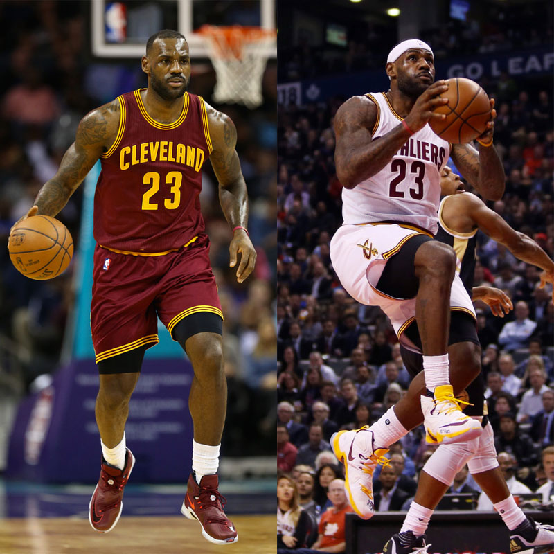 #SoleWatch NBA Power Ranking for November 29: LeBron James