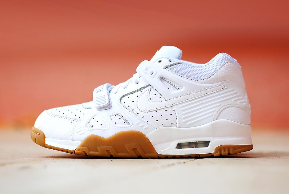 Gum Rubber Soled Tennis Shoes