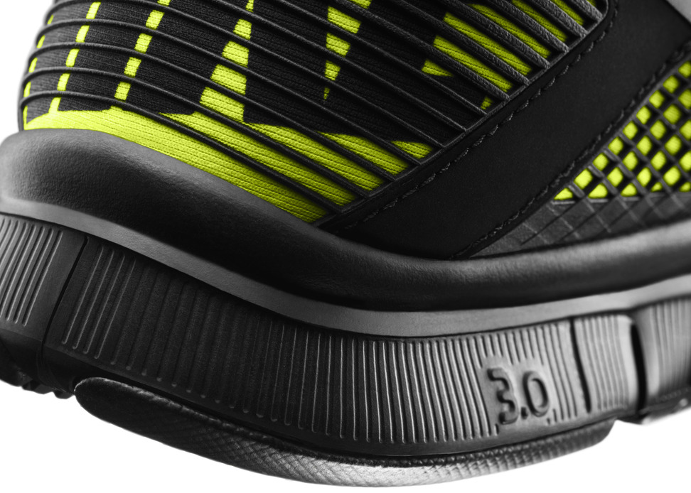 nike free trainer 3.0 mid shield sole