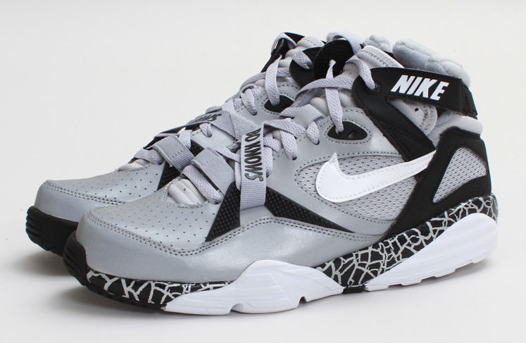 Nike Air Trainer '91 QS NFL Raiders / Bo Knows (3)