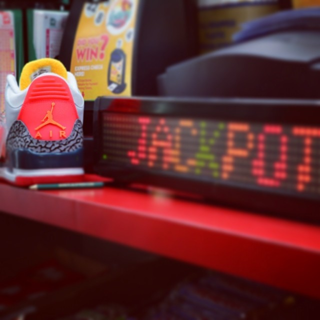 Sole Fly x Air Jordan 3 Teaser 3