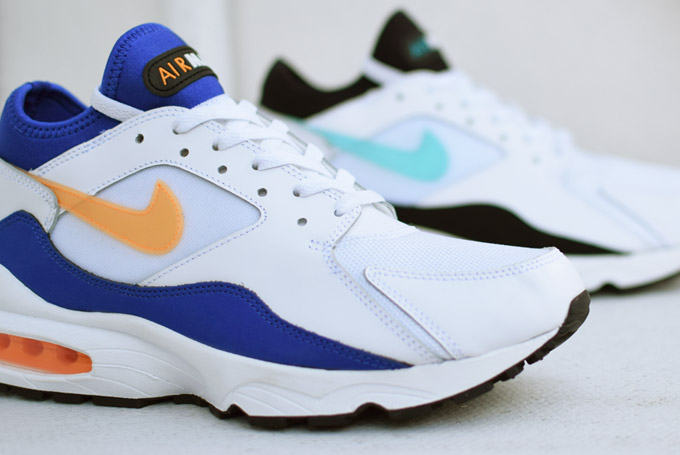 A Detailed Look at the Nike Air Max 93 Retro 'Menthol