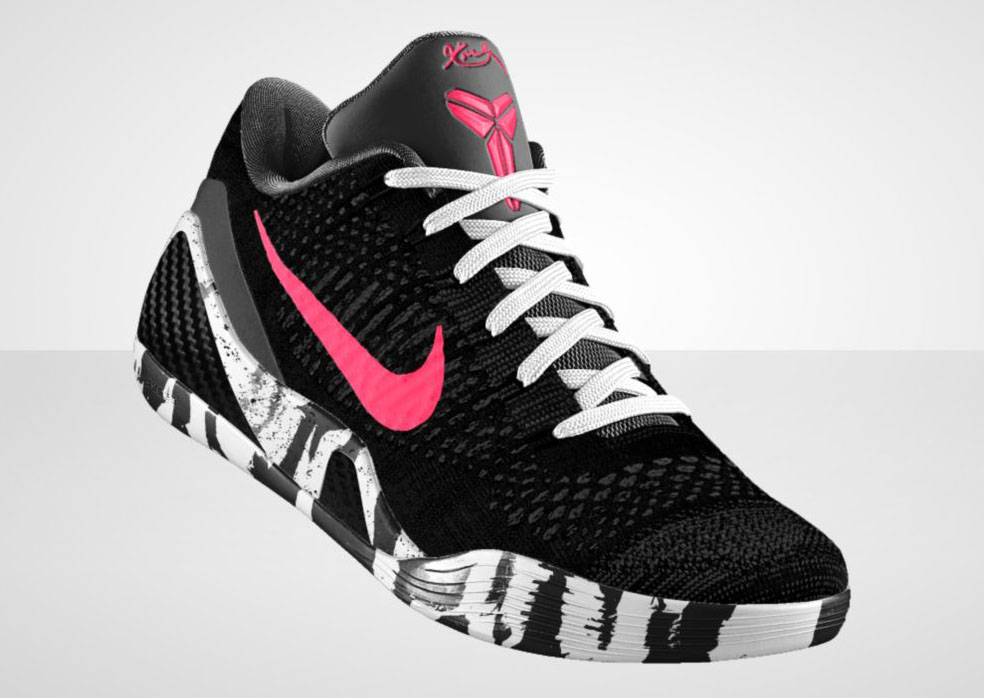 NIKEiD Kobe 9 Elite Low (3)