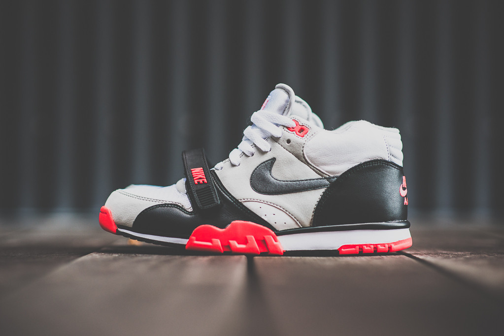 Nike Air Trainer 1 PRM QS - Infrared - Air Max 90 | Sole Collector