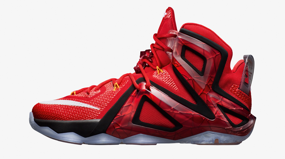 huge discount c1552 327af Your First Look at the Nike LeBron 12 Elite