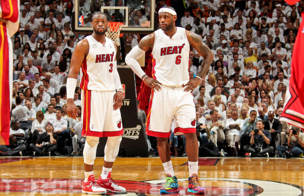 LeBron James wearing Nike LeBron X What the MVP (5)