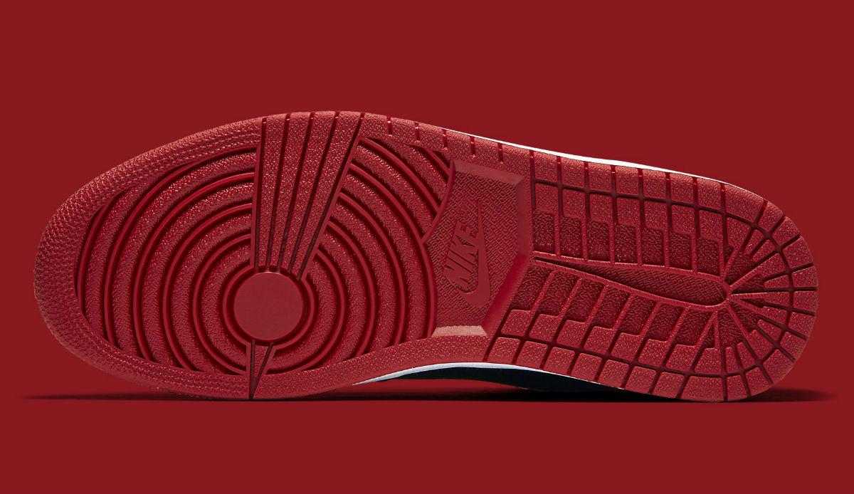 Air Jordan 1 Ultra High Banned Release Date Sole 844700-001