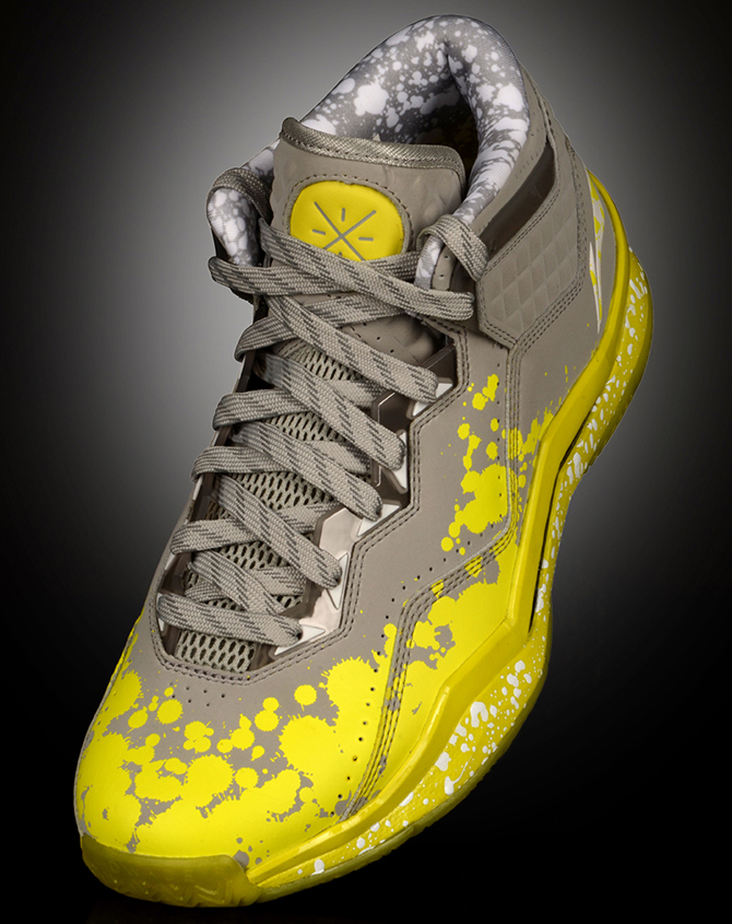 Li-Ning Way of Wade 3 Lemon Drip (1)