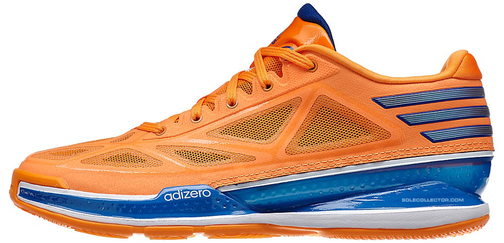 adidas adizero Crazy Light 3 Low Knicks G99404 (1)