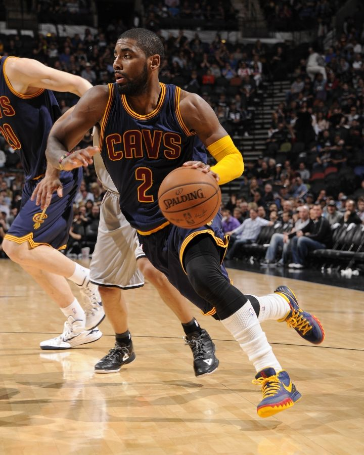 hot sale online b8552 0656f Kyrie Irving Scores 57 Points in a Nike Kyrie 1 iD (4)