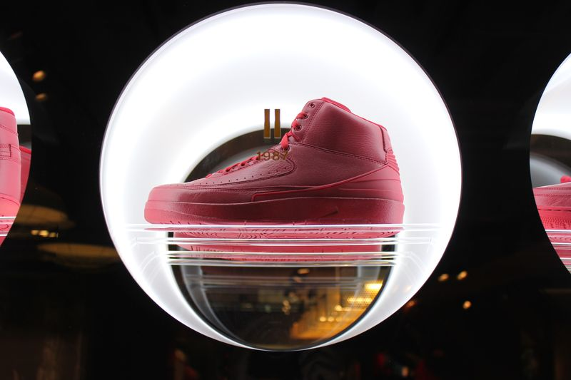 Air Jordan 2 All-Red Sample (2014)