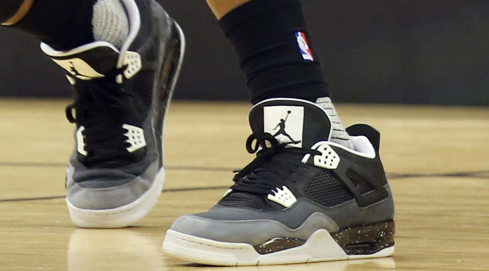 d01810d0a59641 SoleWatch  Jimmy Butler Wears the  Fear  Air Jordan 4