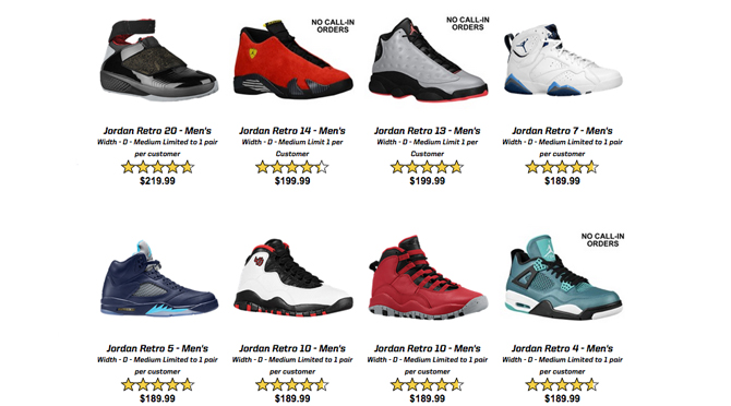 Eastbay Is Planning an Epic Air Jordan Restock  9d092e714