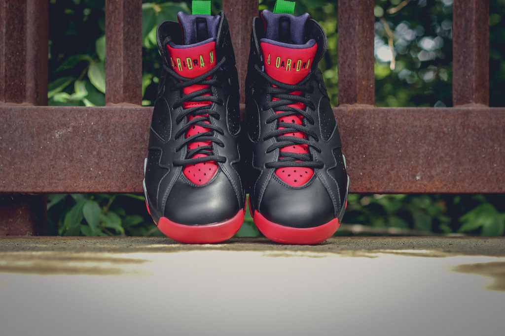 Air Jordan 7 Marvin the Martian 304775-029 (5)
