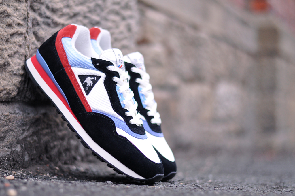 cd6bfd0d5af Le Coq Sportif has brought back another classic  80s silhouette.