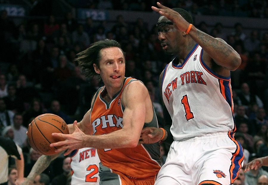 Steve Nash Will Continue To Wear Nike Despite Deal With Luyou