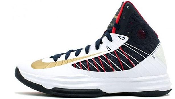 Nike Lunar Hyperdunk 2012 Gold Medal