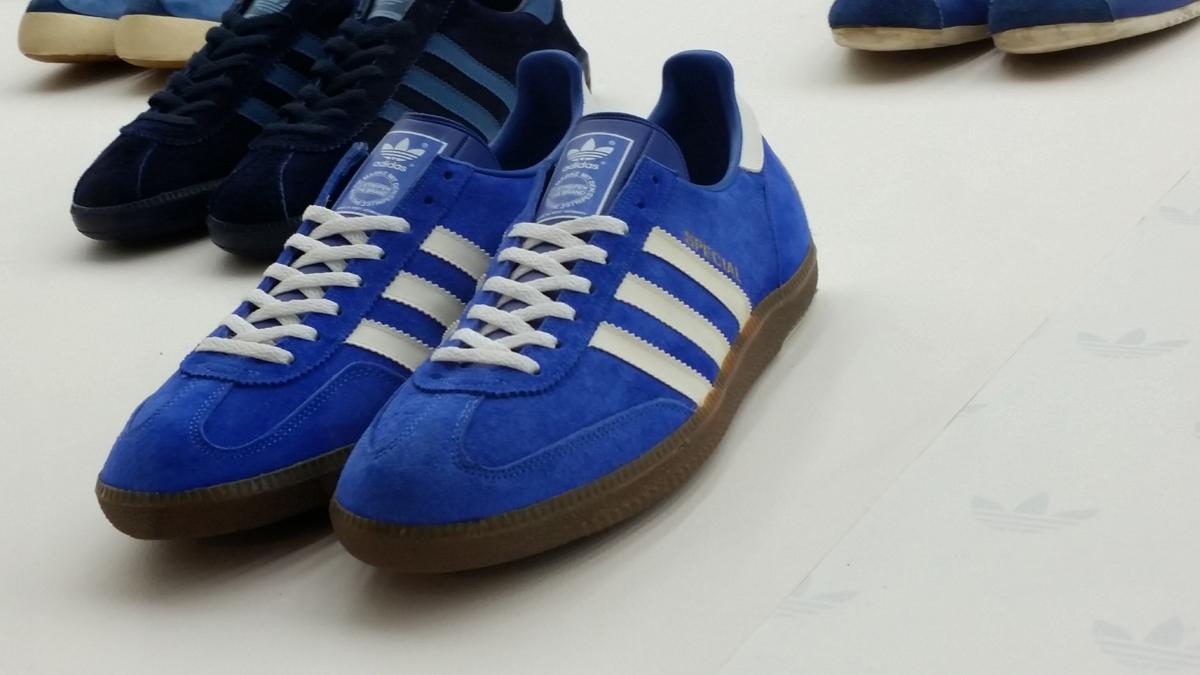 kijkje Adidas Manchester in Een Spezial Collector Sole de in tentoonstelling dfBdRZx