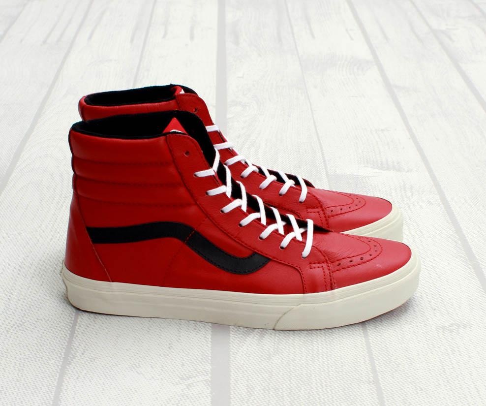 Hi Top Shoes Inspiration
