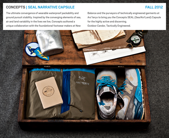 the latest 8d022 65cff Concepts x New Balance SEAL 999   Sole Collector