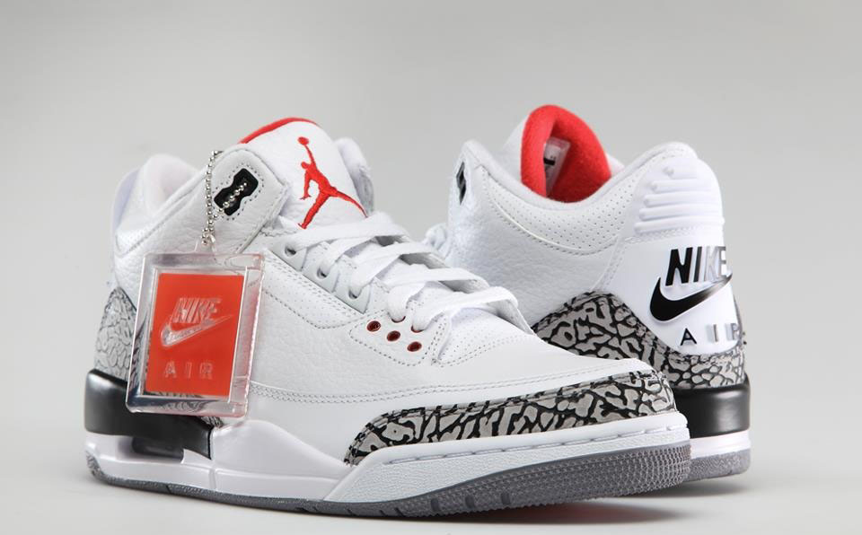 promo code 7bde2 80b4b Breaking: Jordan Brand Stops Production on the Air Jordan 3 ...