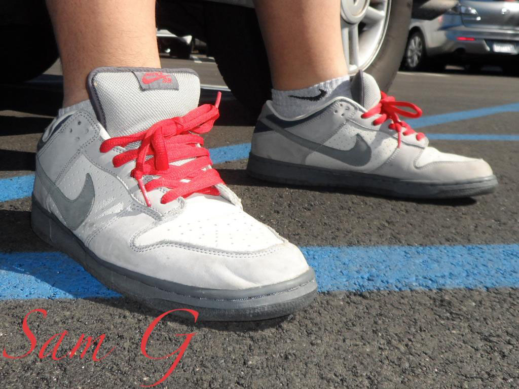 Spotlight // Forum Staff Weekly WDYWT? - 11.4.13 - Nike Dunk Low SB Band-Aid by lashoecollector