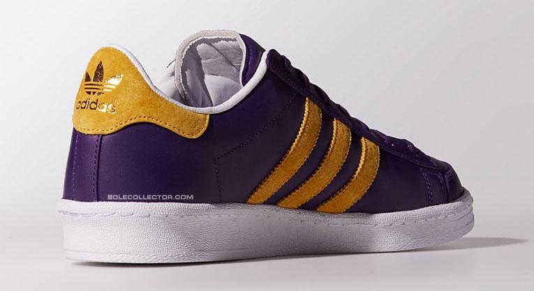 free shipping 1c926 8728d adidas Kareem Abdul-Jabbar Low Lakers C75311 (5)